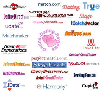 Popular online dating websites
